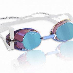 Malmsten Swedish Goggles Metallic Uimalasit
