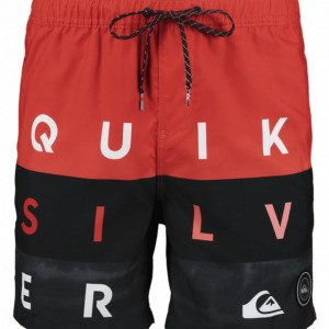 Quiksilver Word Block Volley 17 Uimashortsit