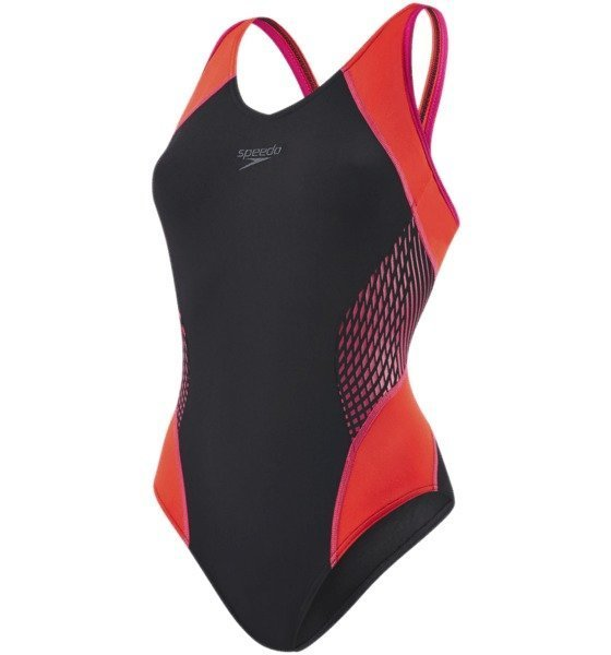Speedo Fit Splice Muscleback Uimapuku