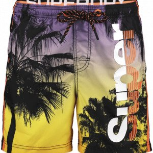 Superdry Photographic Volley Swim Short Uimashortsit